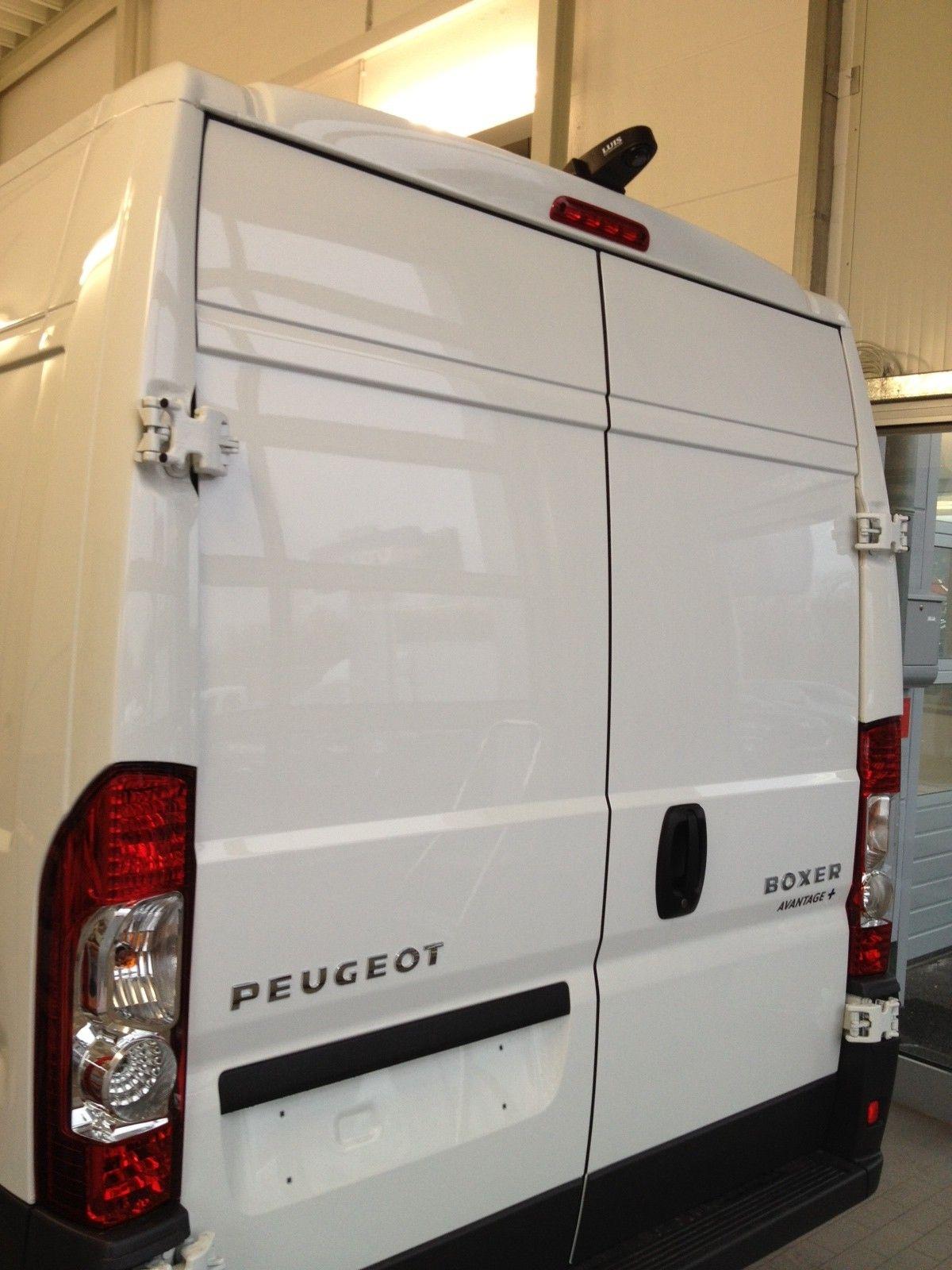 Rückfahrkamera drehbar Peugeot Boxer