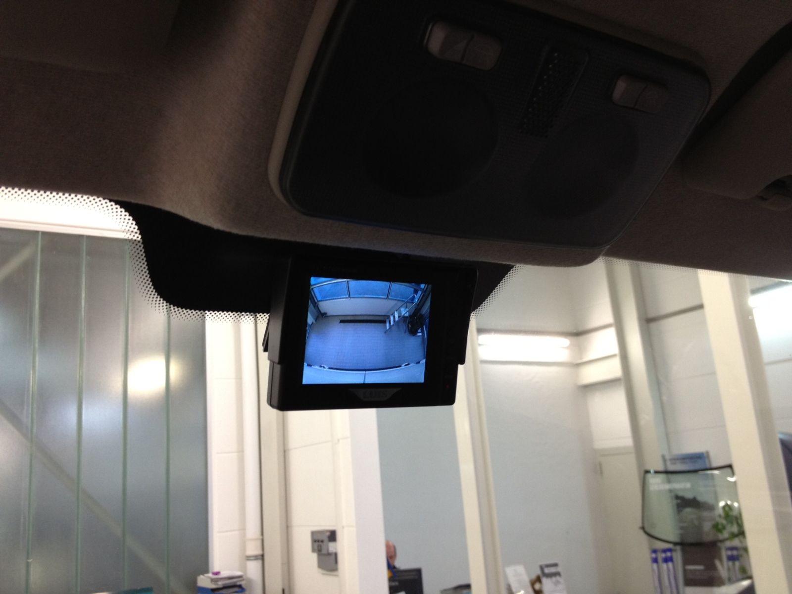 Monitor Rückfahrkamera Peugeot Boxer