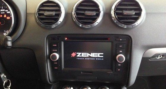 Zenec NC3152 Doppel-DIN